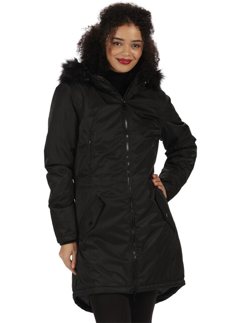 Regatta Lucetta Jacket Women Black